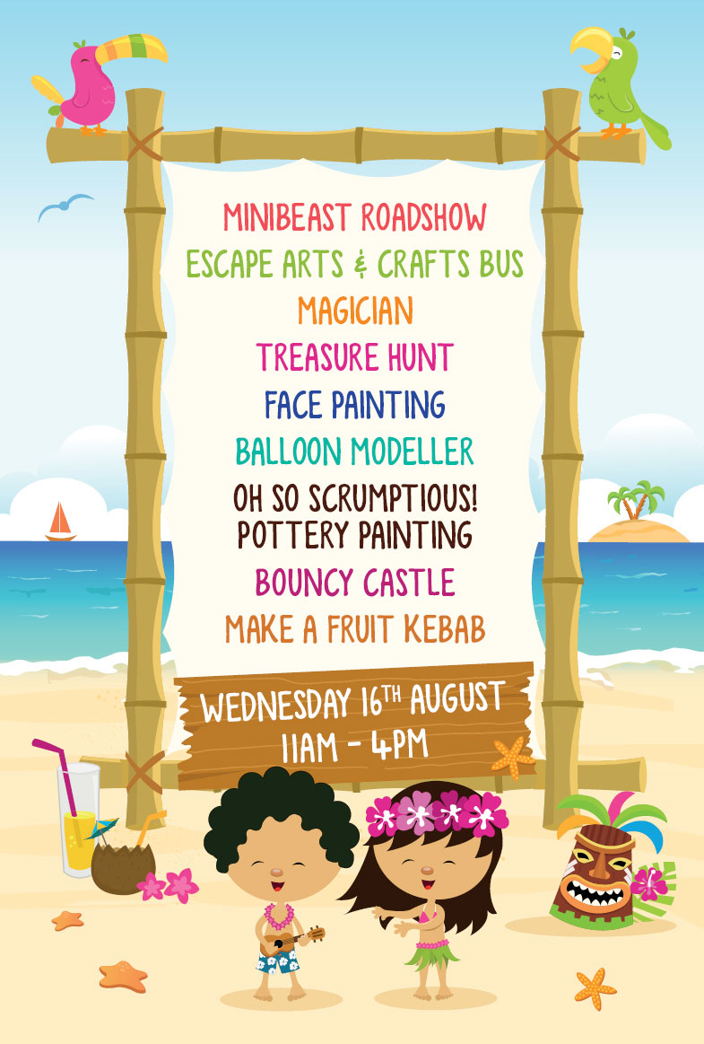 schools-out-summer-party-event-stratford-garden-centre-2