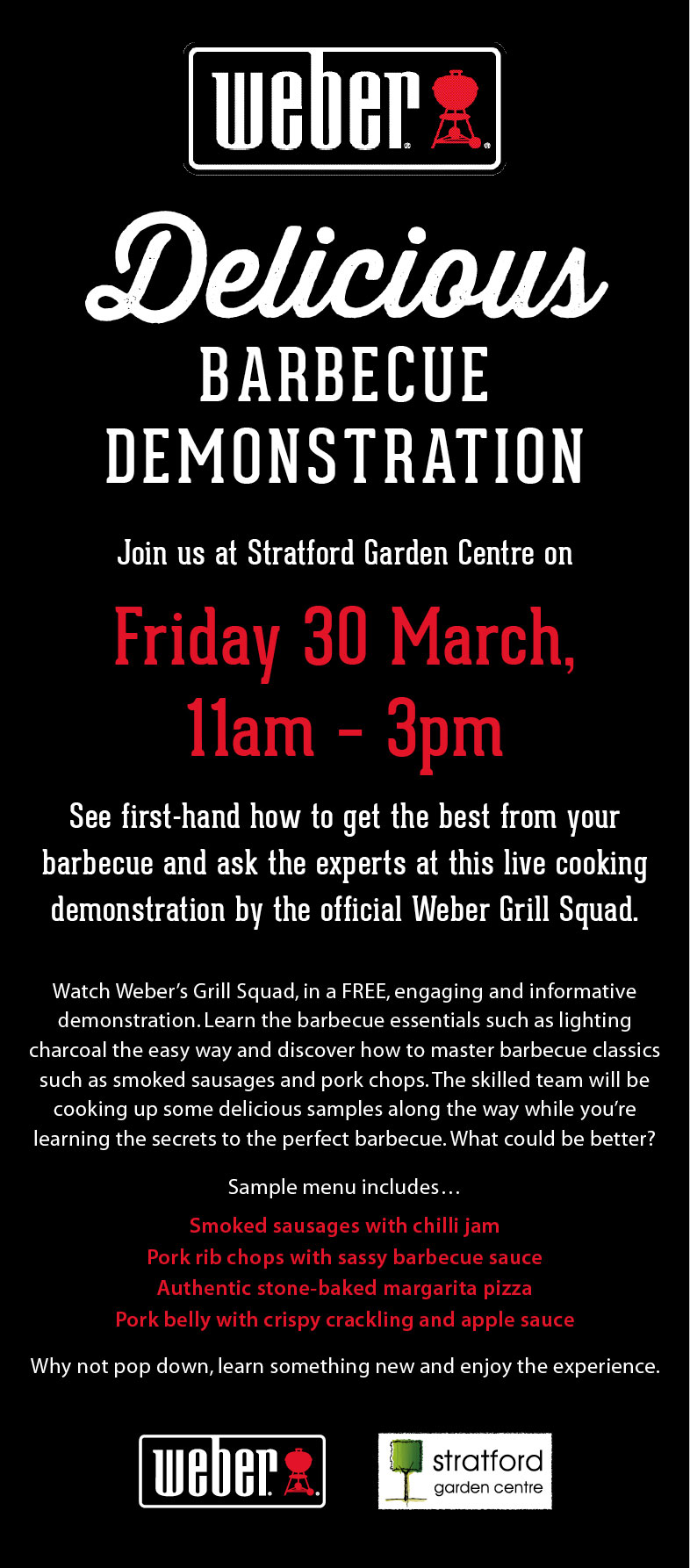 Weber-BBQ-demo-event-March-stratford-garden-centre-2