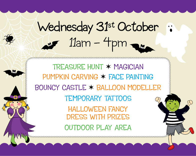 schools-out-halloween-event-stratford-garden-centre-2